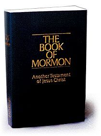 Book of Mormon, Another Testament To Jesus Christ, Graphic, 11 KB